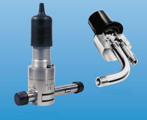Turbine flow meter / for liquids / high-accuracy / insertion