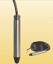Hydrostatic level sensor / for water / for storage tanks