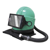 Respiratory mask / with air supply / light-weight