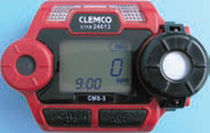 Gas detector / carbon monoxide / with audible alarm / digital