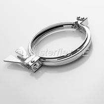Stainless steel hose clamp / bolt / band