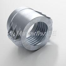 Metal collar clamp