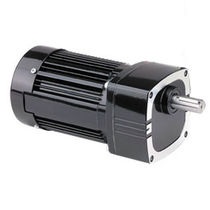 AC electric gearmotor / parallel-shaft / helical / 115V