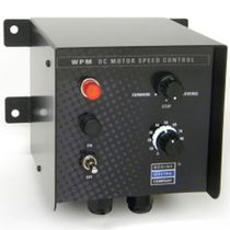 Permanent magnet DC motor speed controller