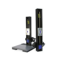 Vertical positioning stage / motorized / 1-axis