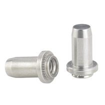Sheet metal fastener / zinc-plated steel