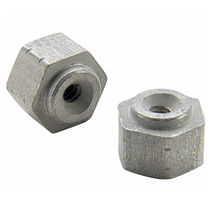 Printed circuit board fastener / metallic