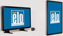 LCD screen / 320 x 200 / chassis-mounted / dust-proof