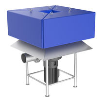 Floating decanter / horizontal / for wastewater