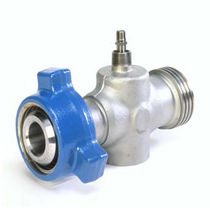 Turbine flow meter / for liquids / in-line / high-pressure