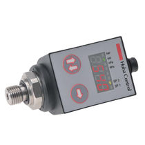 Relative pressure transmitter / membrane / with digital output / threaded