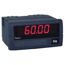Digital frequency counter / single-phase