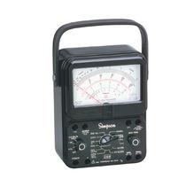 Analog multimeter / portable / 1000 V / 250 A