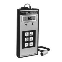 Noise dosimeter / digital / personal