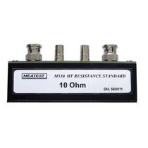 Housed resistor / high-frequency / RF / reference