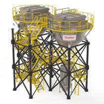 Gas filter / modular