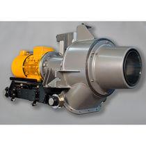 Natural gas burner / furnace