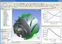 Design optimization software / for turbomachinery / 3D