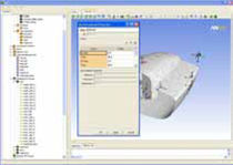 Composite structure analysis software