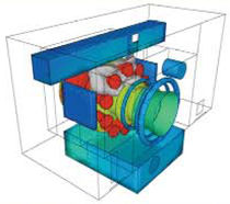 3D turbomachinery design and analysis software