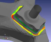 FEA mechanical fatigue analysis software