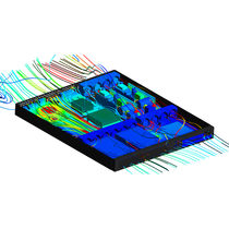 CFD software for electronics thermal management