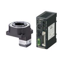 Rotary actuator / electric / hollow-shaft / wide