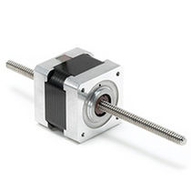 Linear actuator / electric / stepper