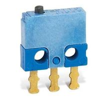 Lever switch / single-pole / subminiature / rugged