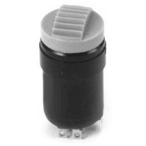 Rocker switch / single-pole / trimmer / electromechanical