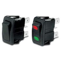 Rocker switch / single-pole / LED / control