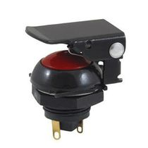Electromechanical push-button switch / momentary