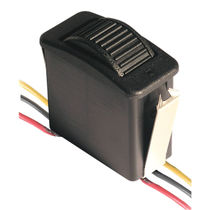Hall effect switch / adjustable / single-pole / IP68