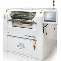 Laser cutting machine / stencil / CNC / precision