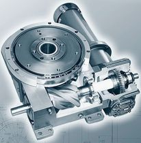 Motor-driven rotary indexing table / cam / for machine tools