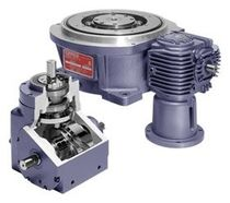 Rotary indexer / right-angle / for machines