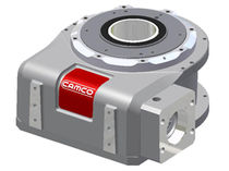 Cam rotary indexing table / servo-driven / for machine tools