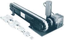 Belt conveyor / horizontal / modular