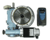 Motorized rotary indexing table / cam / for machine tools