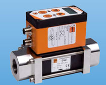 Vortex flow meter / for liquids / in-line