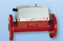 Swing-beam flow meter / for nitrogen / in-line