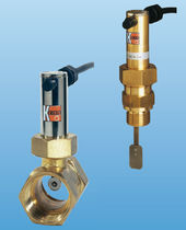 Paddle flow switch / for liquids / in-line