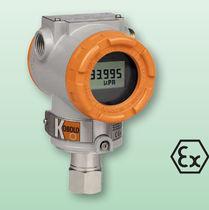 Relative pressure transmitter / membrane / analog