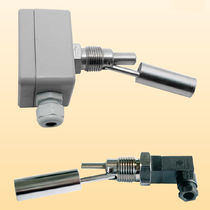 Broken finger float level switch / float / for liquids / threaded