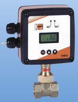 Pallet flow transmitter / for liquids