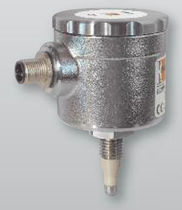 Microwave level switch / for liquids / threaded