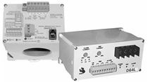 Phase monitoring relay / three-phase / digital / panel-mount