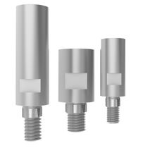 Chuck adapter / threaded / cylindrical