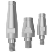Reduction adapter / reducing / threaded