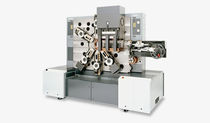 Automatic punching machine / for strips / forming / multifunction